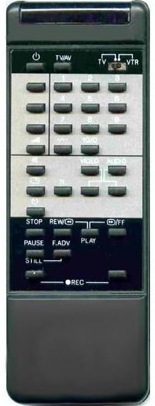 Мы предлагаем аналог полностью выполняющий функции Вашего пульта.  200руб.  PANASONIC телевизор TC-14B3EE.